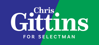 chris gittins for selectman